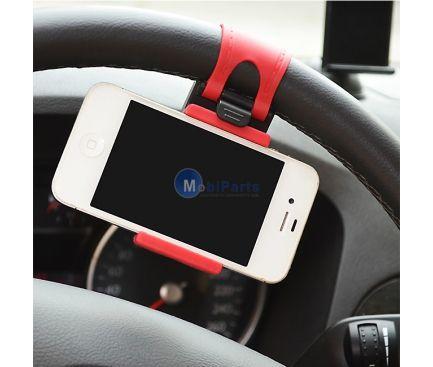 Suport de telefon pentru volan sau bicicletă.Ideal pt taxi.