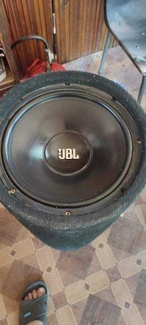 Бастуба  JBL запазена
