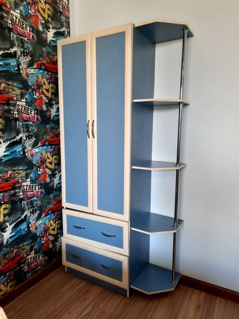Детский мебель, шкаф,