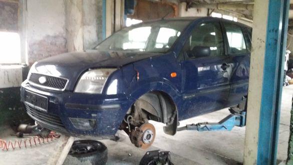 Форд фюжън 1.4 дизел на части