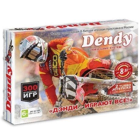Приставка Денди + 300 разных встроенных игр \ магазин GAMEtop