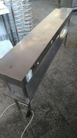 Стелажи отопляеми топла кухня издаване