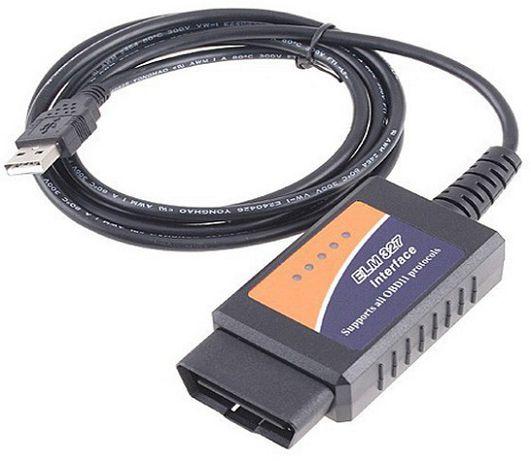 Диагностический контроллер OBDII USB ELM327 V1. 5a