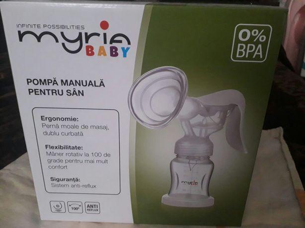 Pompa manuala