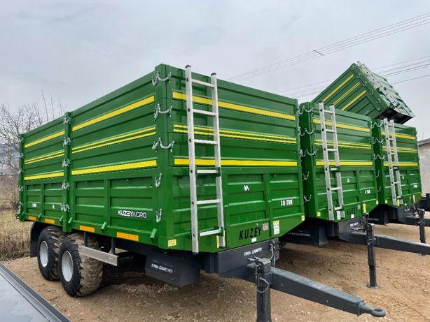 Remorca agricola 8 tone - 10 tone