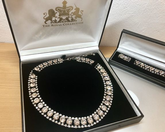 Set the royal collection - editie limitata bijuterii rare, sofisticate