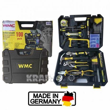 Куфар с инструменти 100 части WMC