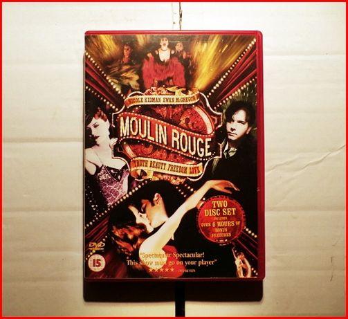 DVD - Moulin Rouge-филм