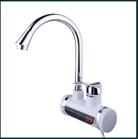 Нагревател за вода тип Делимано с дисплей 3000W
