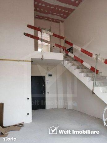 Apartament 3 camere, terasa, scara interioara, parcare subterana, Mara
