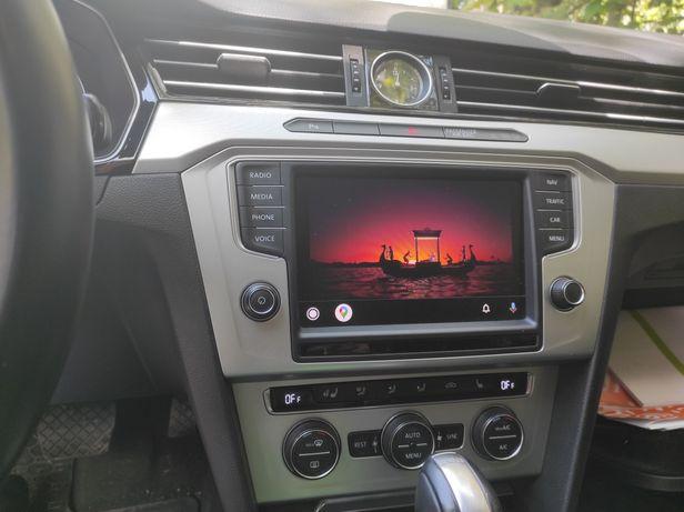 Carplay Android Auto navigatie Youtube Vw Audi Skoda Seat Porsche