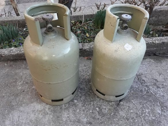 Газова бутилка за каравана/кемпер