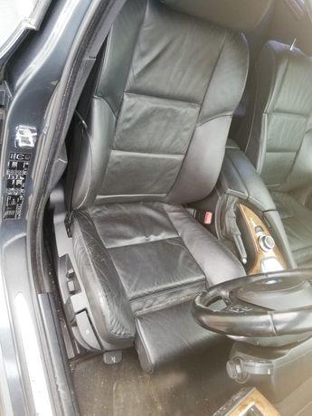 Interior recaro piele neagra încălzit BMW e60