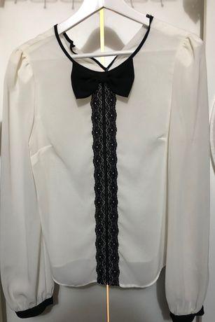 Бяла риза намалена