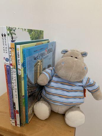 Книги для чтения на корейском языке