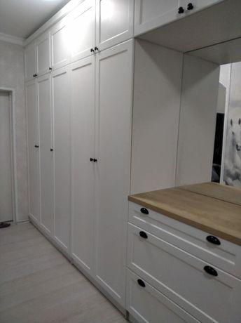 Кухни, шкафы купе, прихожая, гардеробная, кровати на заказ в Алматы