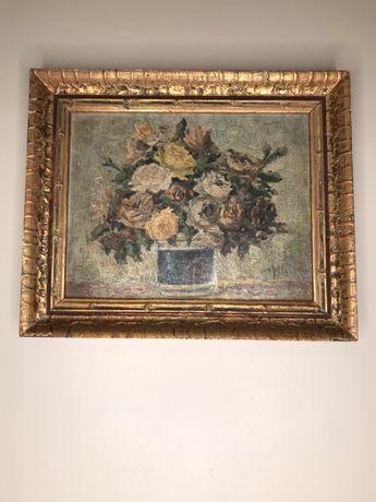 tablou Flori mic – pictura ? 28/22