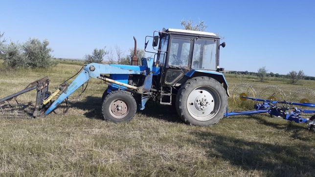 Трактор МТЗ-80 Беларусь
