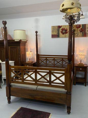 Dormitor, Baldachin,Lemn masiv
