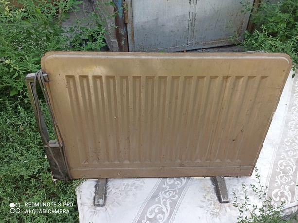 Советский масляный радиатор