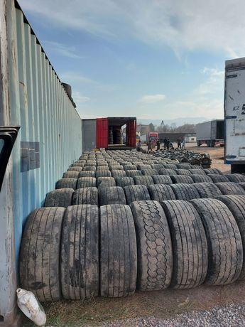Продам грузовые шины и диски