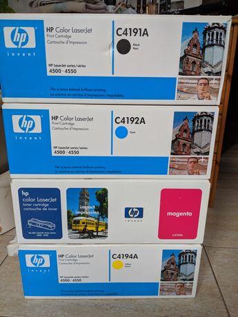 Cartuse Tonere noi HP .C4191A, C4192A, C4193A, C4194A.