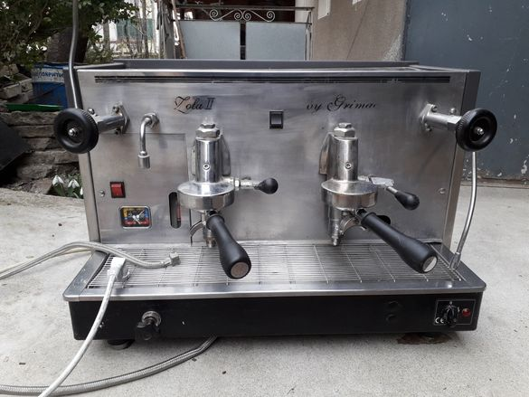 Професионална кафе машина Zola2
