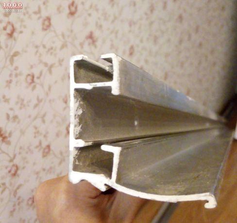 гардины карнизы алюминий