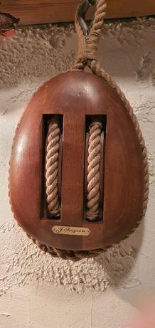 Френска кутия за ключове корабна макара