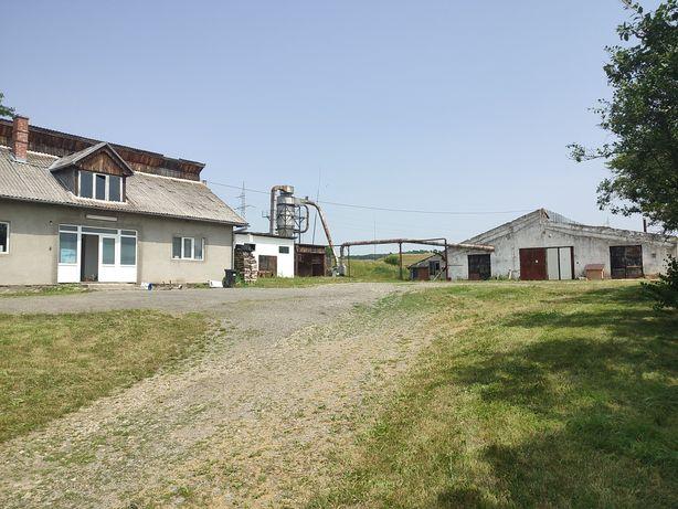 Hala de inchiriat-situata la DN E60 loc.Izvoru Crisului jud Cluj