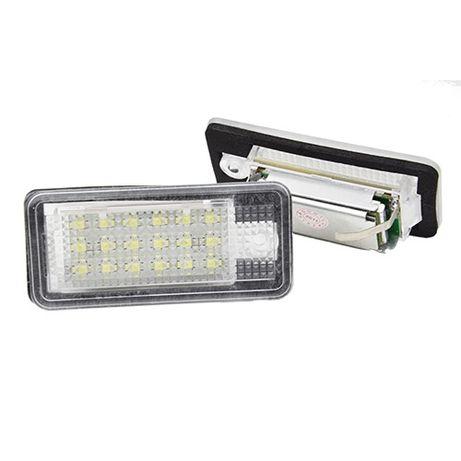 Kit 2 lampi led numar Audi