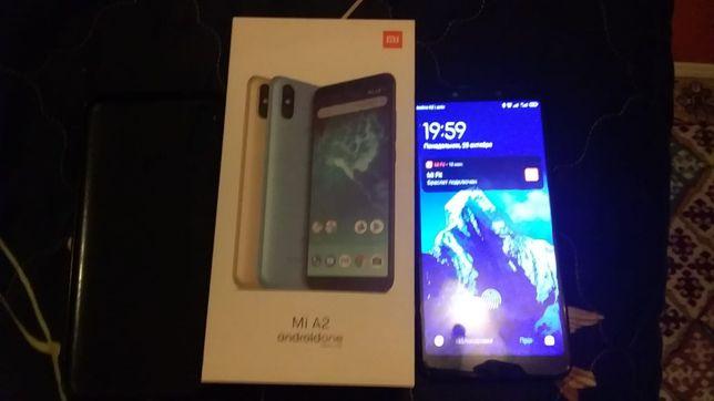 Продам телефон Redmi Mi A2 Lait