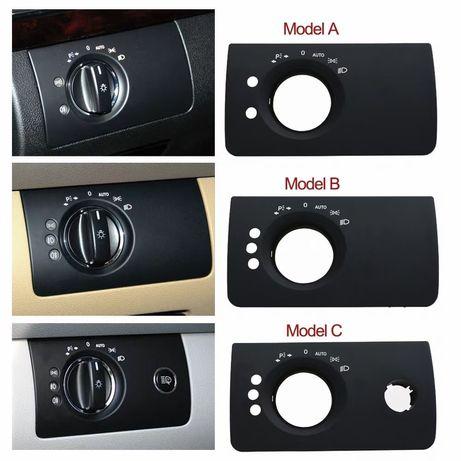 Mercedes benz W164 X164 ML GL панел конзола бутон копче капак МЛ ГЛ