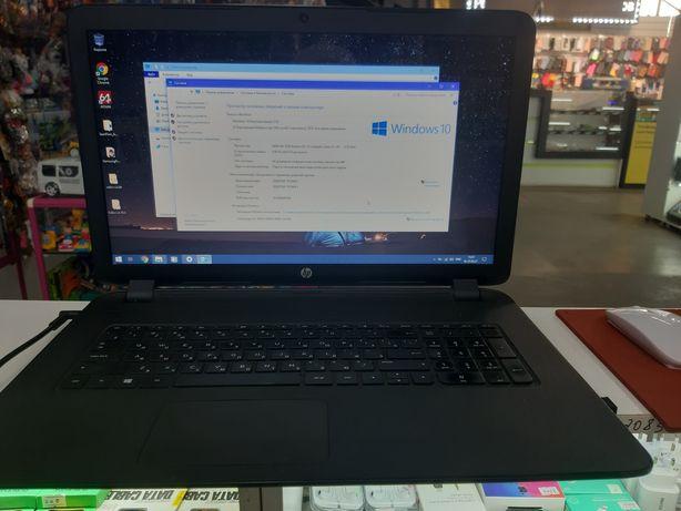 Ноутбук HP pavilion широкоформатный в отличном состоянии
