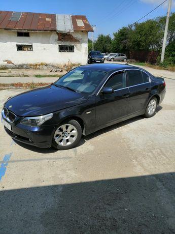 Dezmembrez BMW E60 BERLINĂ 530D 170Kw,231Cp M57N2 2007.