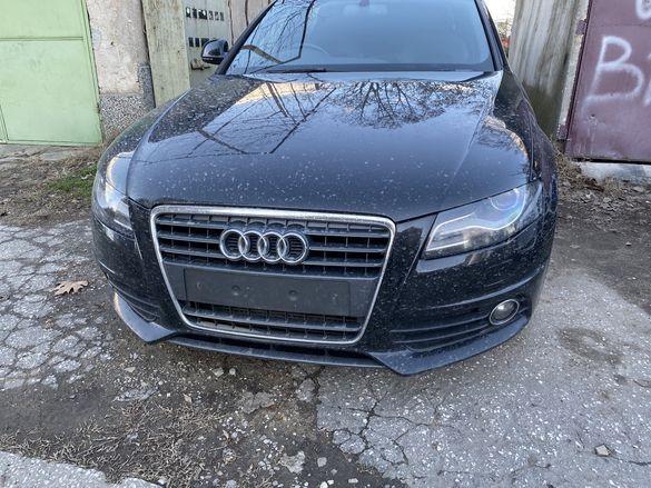 Audi a4 b8 2.0 tdi 143кс на части S-line пакет