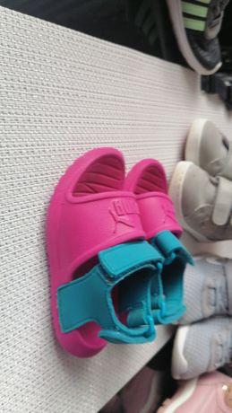 Sandalute puma fetite