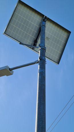Stalpi Solari de Iluminat Fotovoltaic cu Led
