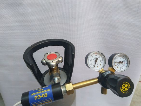 Подгревател газ 24v за Въглерод Ред.вентил