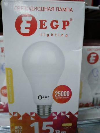 Лампочки светодиодные 15Watt 4000 K дневной свет Турция