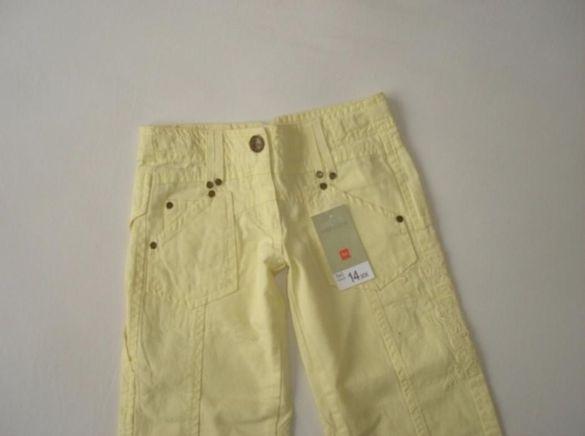 Уникален детски,нов,с етикет панталон,116 см.