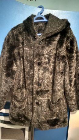 Куртка-шуба (искусственный мех)