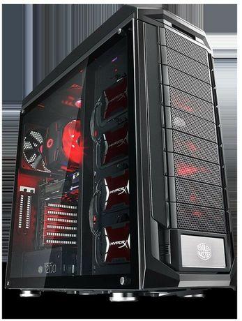 Геймърски/Ryzen 7 2700X OctaCore3.7GHz/2xGTX-1080TI 11 GB/Ram16DDR4 4г