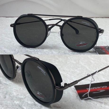 Carrera 2020 кръгли мъжки слънчеви очила УВ 400