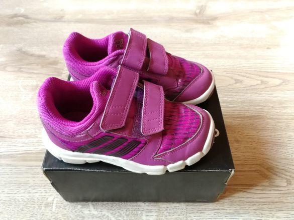 Детски маратонки за момиче Адидас размер 25