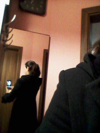 Дамско  вълнено палто ROTHSCHILD с етикет,синьо,подарък дънки+чанта