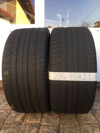 Anvelope 295/35 R21 MICHELIN