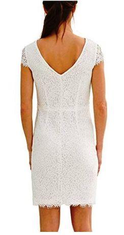 Бяла рокля Esprit M