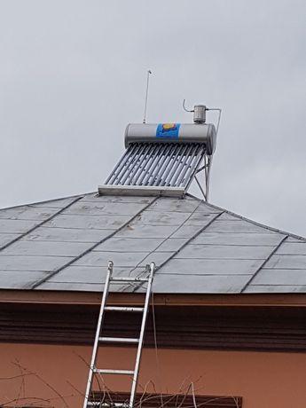 Vand/montez panou/panouri solare pentru apa calda