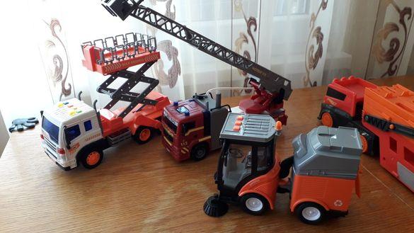 Детски камиони нови